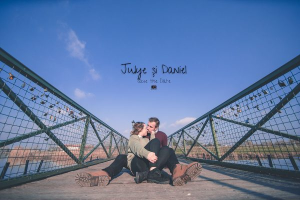 Julye si Daniel – Save the Date